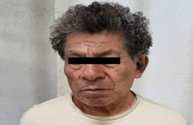 Andres N., suspected serial killer in Mexico state.