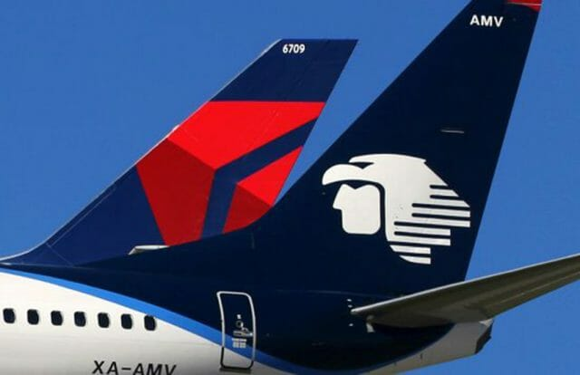 Delta Airlines and Aeromexico