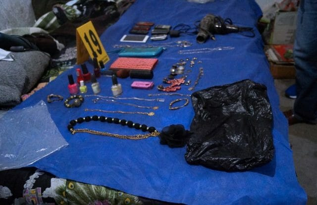 women's belongings found at Mexico state home of suspected serial killer Andres N.