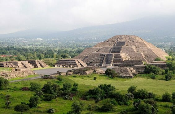 Teotihuacan site