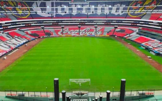 The national soccer team, El Tri, will play two games to empty stadiums.