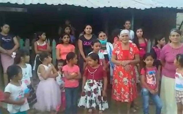 Citizens in Guajes de Ayala issued a plea for help back in March.