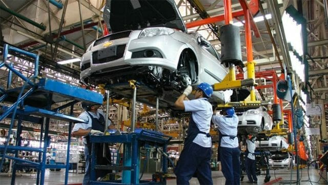 The automotive sector is a key area of trade under the USMCA.
