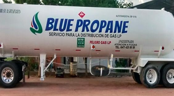 The owner of Blue Propane says Gas Bienestar will be good for Mexico.