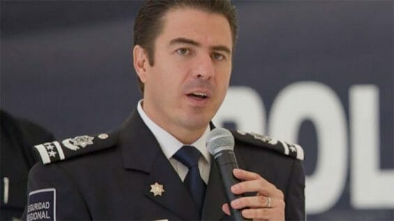 Cárdenas is charged with torturing kidnapping suspects.