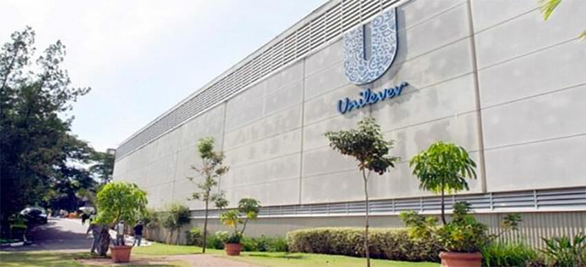 One of Unilever's four Mexican factories.