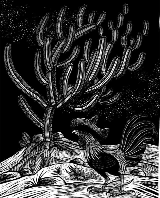 Illustration from Graphic in Transit