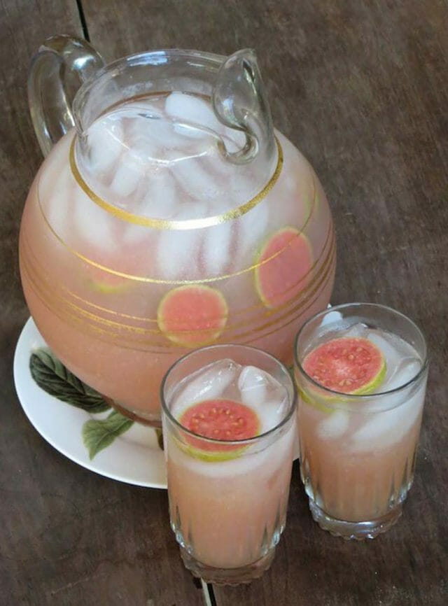 Guava water