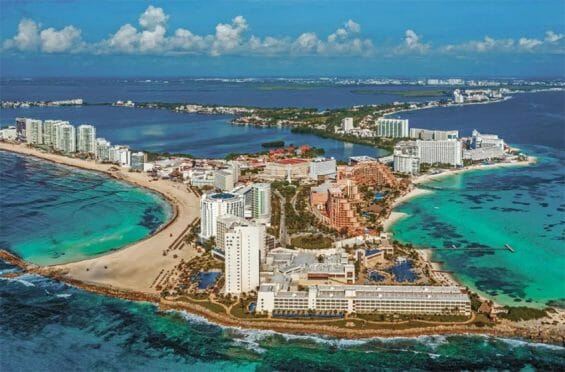 Cozumel Island will host the third Pitch at the Beach networking event.