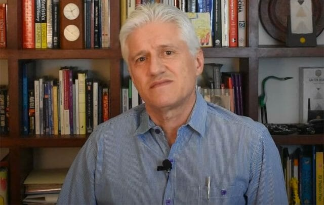 Dr. Alejandro Macías discounted concerns about the Cansino vaccine.