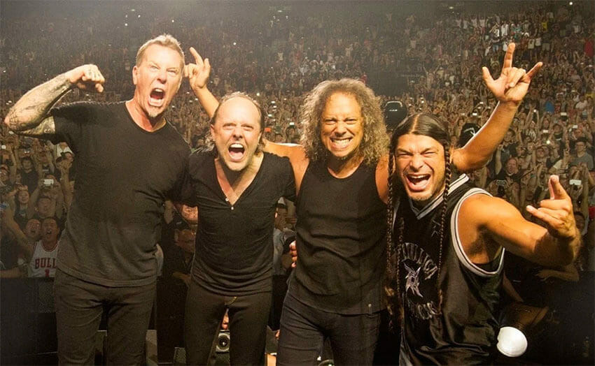 Another Oaxaca youth orchestra will benefit from a donation courtesy of Metallica.