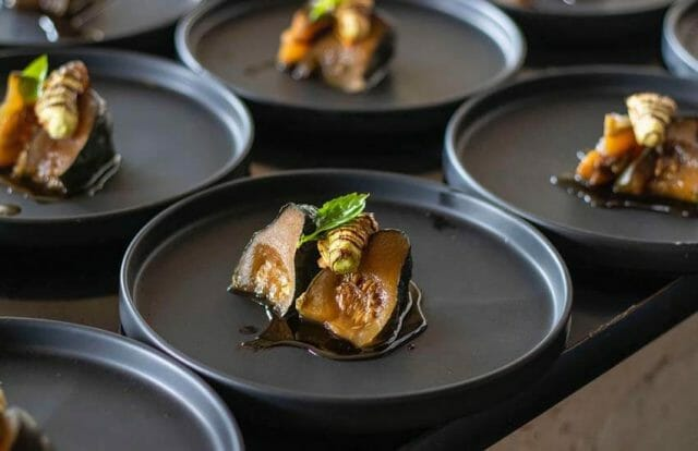 Food from Farm to Table event in Campeche city