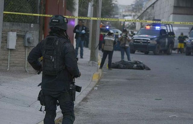One of Mexico's curses is criminal violence.