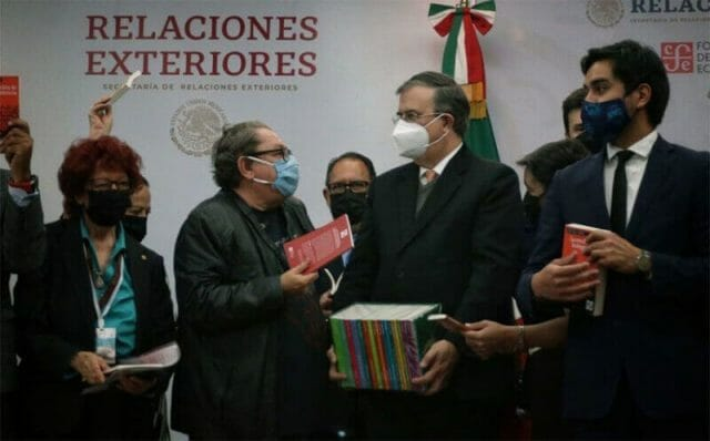 On Wednesday, Foreign Minister Marcelo Ebrard said that cross-border arms trafficking will be the central issue in the Mexico City talks with the US, scheduled for October 8.