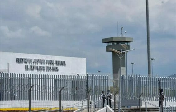 The release applied to federal prisoners, who make of 7.4% of inmates in Mexico.