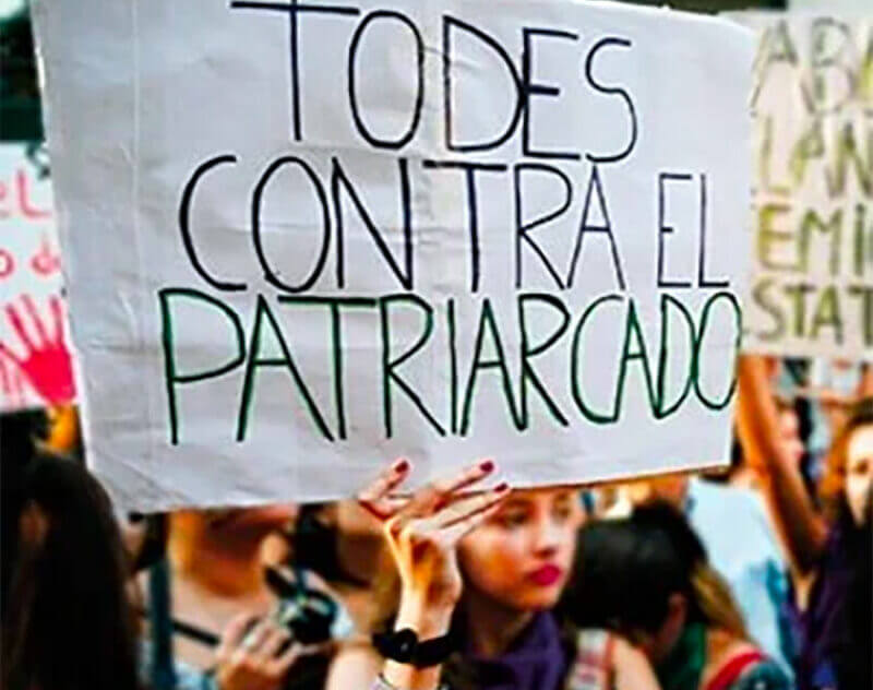 'Everyone against patriarchy