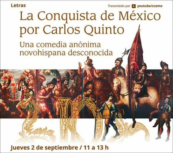 The play was unveiled at an event in Mexico City.