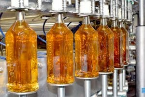 tequila production line