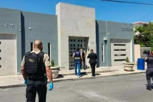 The clinic where Cinthia Vega had gone for fat removal treatment.