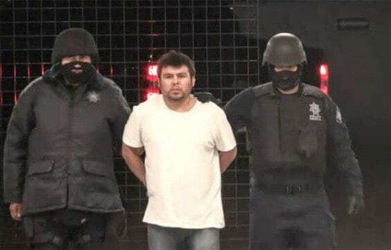 Felipe Rodríguez Salgado, an alleged gang leader, was acquitted of involvement in the Ayotziniapa case in 2018.