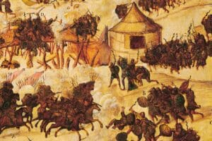 Artistic Accounts of the Conquest