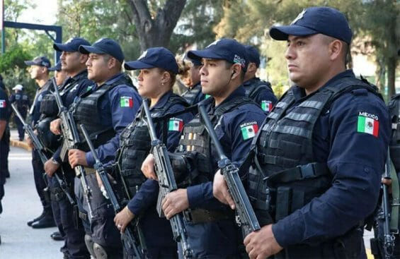 Mexico scored relatively highly in the 'open government' factor but lost points for corruption.